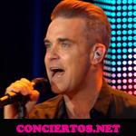 Robbie Williams: compra-venta entradas concierto, precios, fechas, información...