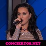Katy Perry: compra-venta entradas concierto, precios, fechas, información...