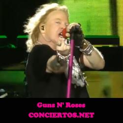 Guns N' Roses - Conciertos.net